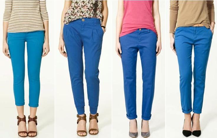 Pantalones Azules (3/6)