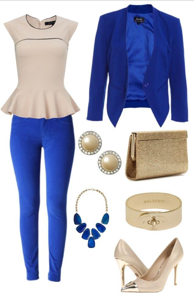 Pantalones Azules (4/6)
