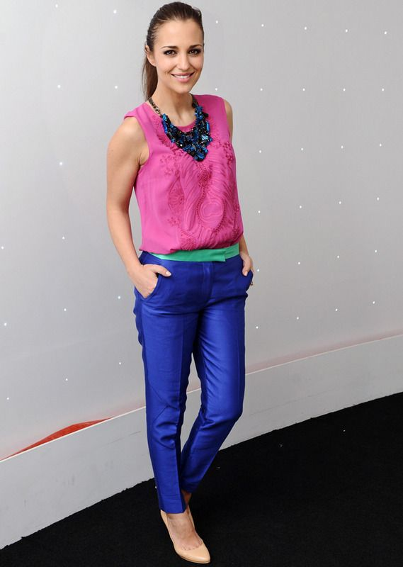 Pantalones Azules (5/6)