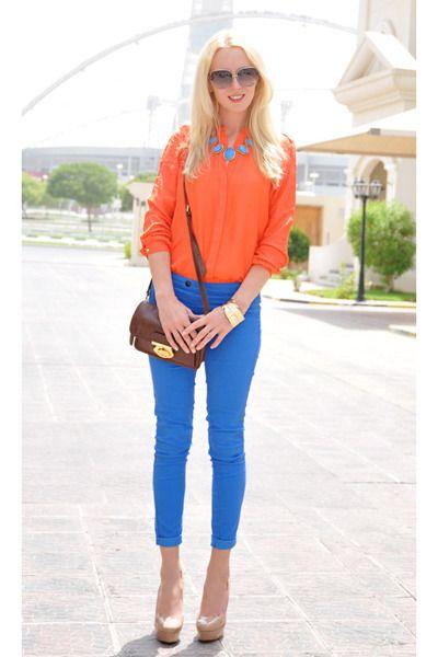 Pantalones Azules - Shakider (40)