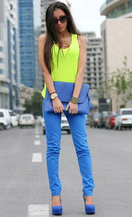 Pantalones Azules - Shakider (44)