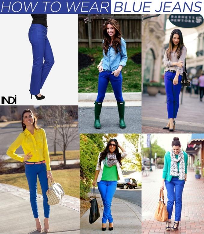 Pantalones Azules - Shakider (50)