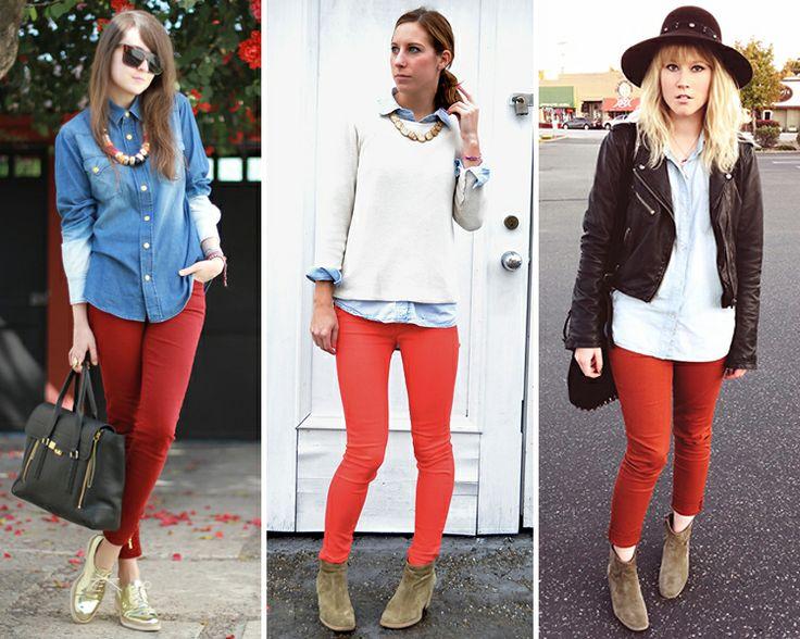 Pantalones Rojos (5/6)