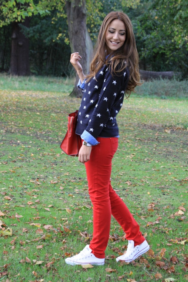 Pantalones Rojos - Shakider (2)