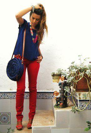 Pantalones Rojos - Shakider (23)