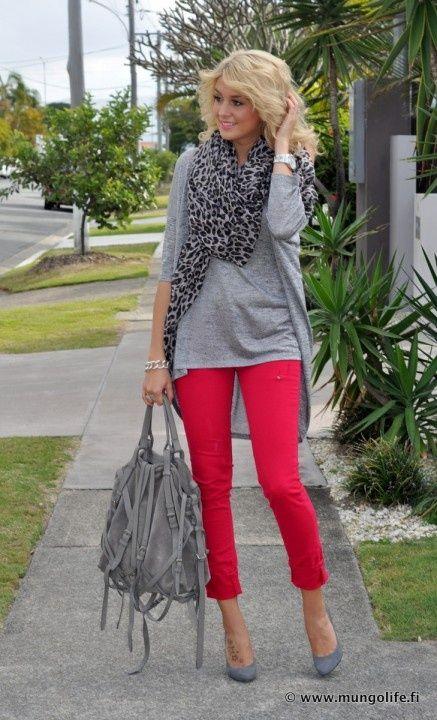 Pantalones Rojos - Shakider (29)