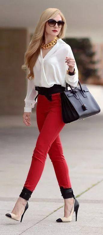 Pantalones Rojos - Shakider (36)
