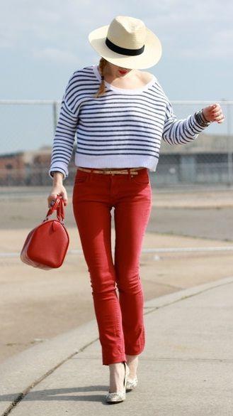 Pantalones Rojos - Shakider (56)