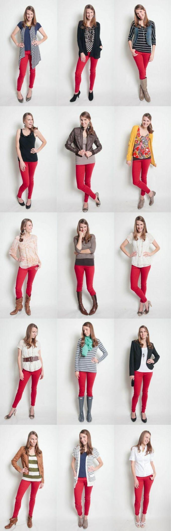 Pantalones Rojos - Shakider (63)
